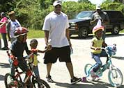 Biking for St. Jude kids